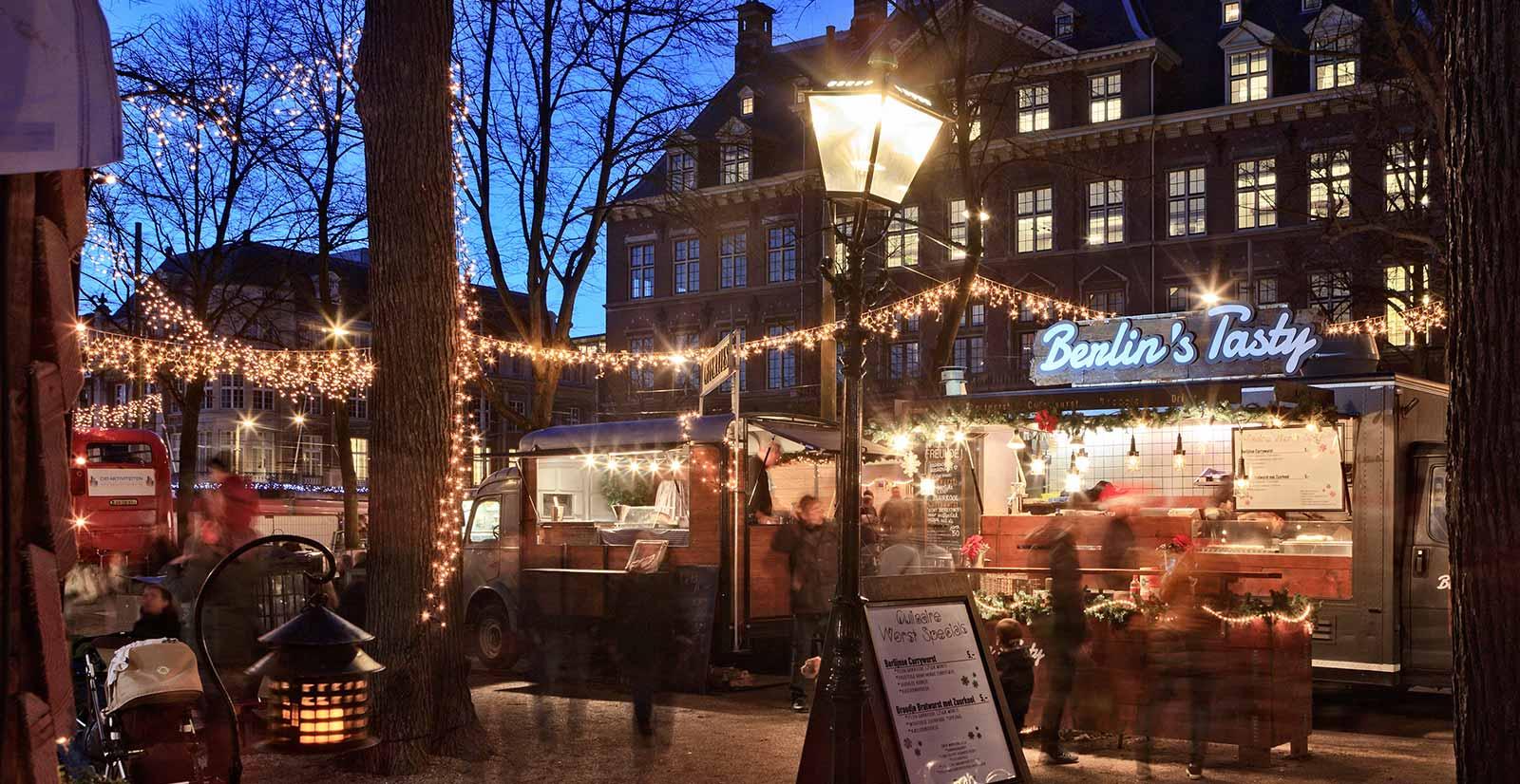 Royal Christmas Fair The Hague De Kerstmarkt In Den Haag